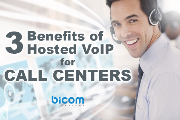 cloud hosted voip call center