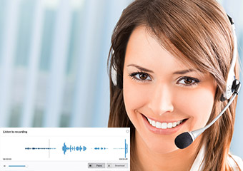 call center call recording