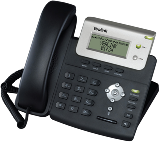 yearlink t41p how to transfer with another call on hold
