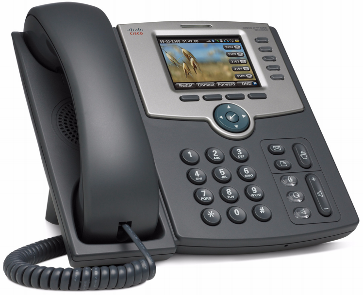 how to set up a voip phone cisco
