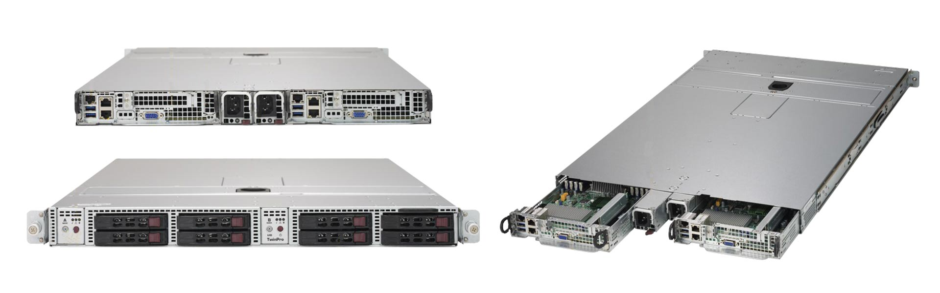 Servers & Appliances - vSWITCH