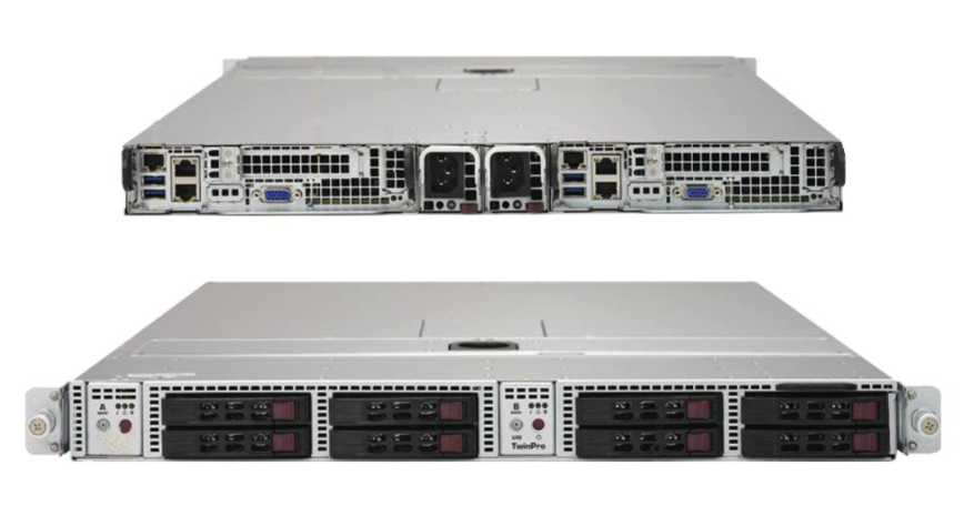 Servers & Appliances - vSWITCH - View