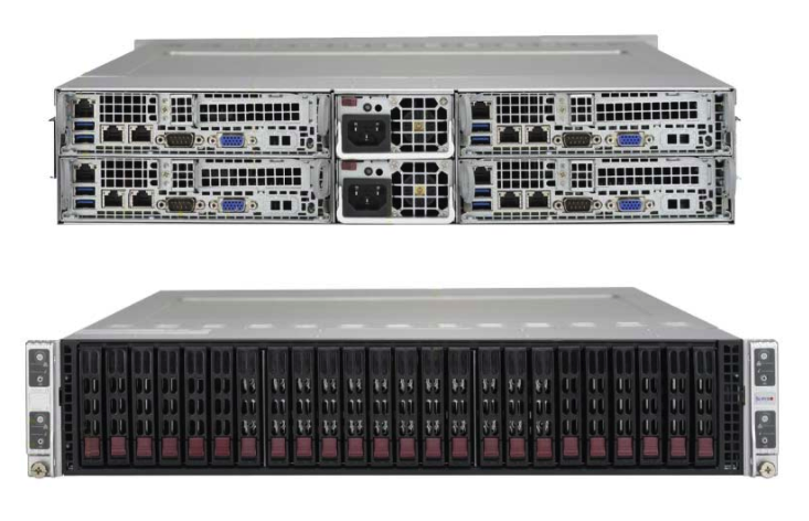 Servers & Appliances - vSWITCH Pro - View