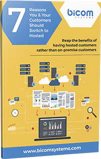 7 Reasons You & Your Customers Should Switch to Hosted